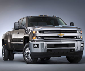 Chevrolet Silverado 3500 With Duramax Sel