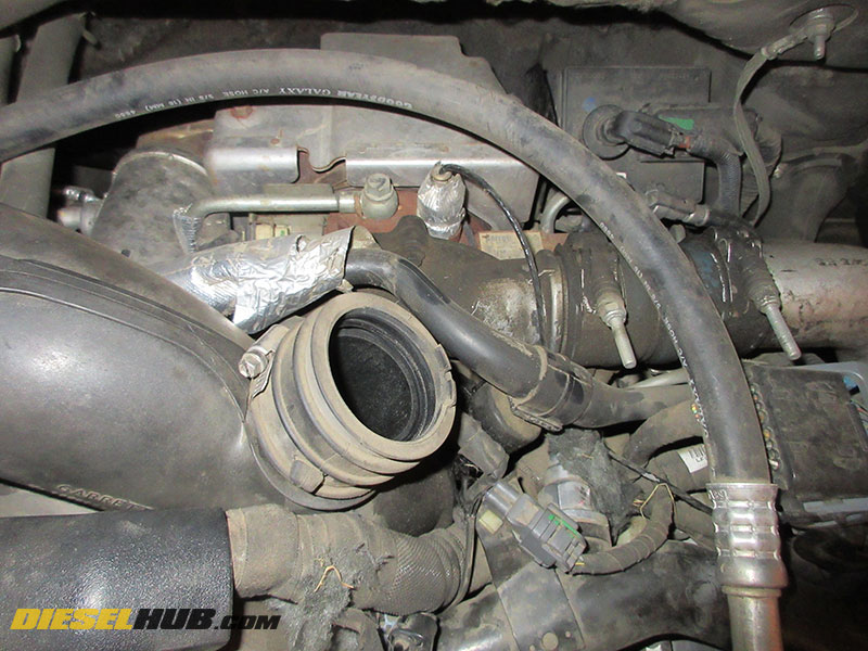 duramax iat sensor replacement procedures