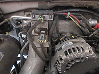 6 6L Duramax Diesel MAP Sensor Replacement Procedures