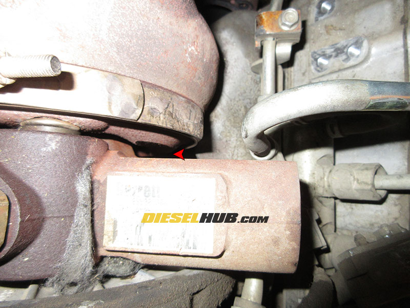 6 6L Duramax Turbocharger Removal Procedures, Step-by-Step