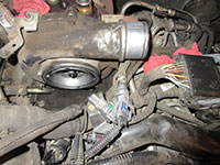 6 6l Duramax Turbocharger Removal Procedures Step By Step