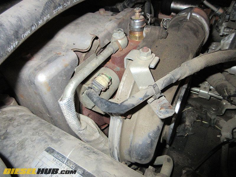 6 6L Duramax VGT Solenoid/Actuator Replacement Procedures