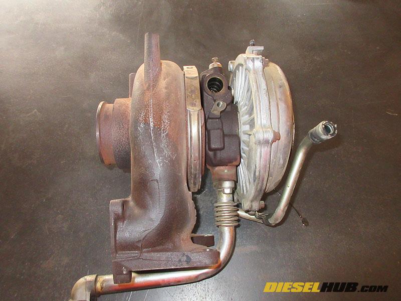 6 6L Duramax VGT Turbo Rebuild Procedures | Garrett GT3788VA