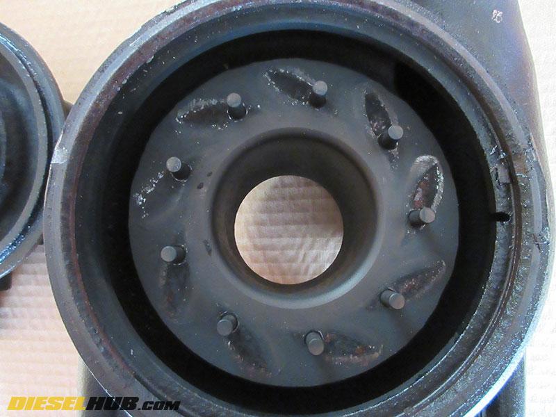 6 6L Duramax Clogged VGT Turbo Cleaning Procedures (Garrett
